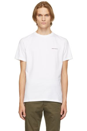 Norse projects White Niels Core Logo T-Shirt