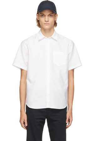 Norse projects White Oxford Osvald Short Sleeve Shirt