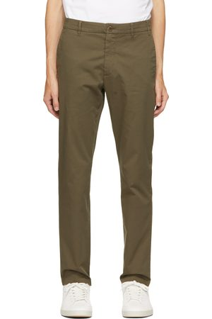Norse projects Green Regular Light Stretch Aros Trousers
