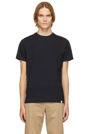 Norse projects Navy Niels Standard T-Shirt