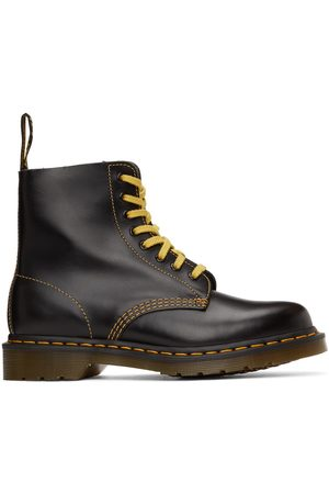 Dr. Martens Grey 1460 Pascal Boots