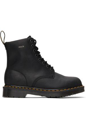 Dr. Martens Black 1460 Waterproof Boots