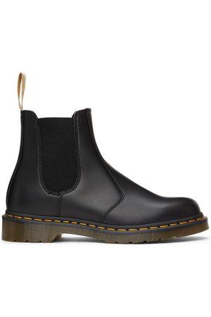 Dr. Martens Black Vegan 1460 Felix Chelsea Boots