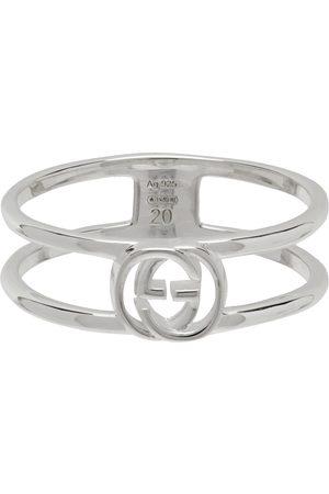 Gucci Cut-Out Interlocking G Ring