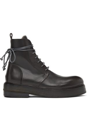 MARSÈLL Zuccolona Lace-Up Boots