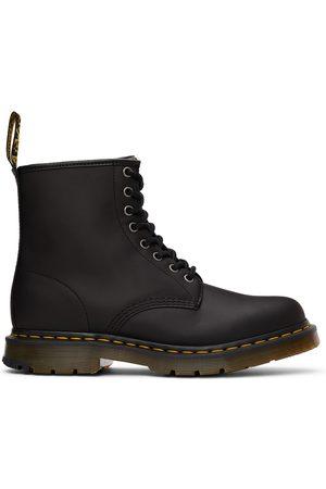 Dr. Martens Black 1460 DM's Wintergrip Boots