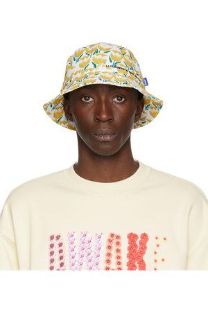 AWAKE NY Yellow Floral 'La Comunidad' Bucket Hat