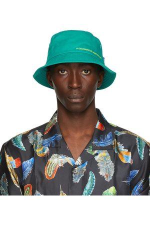 AWAKE NY Green 'La Comunidad' Bucket Hat