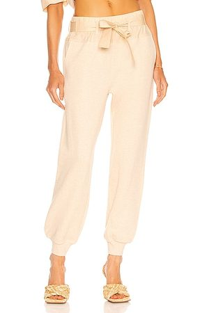 ULLA JOHNSON Haven Pant in Neutral