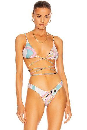 Monica Hansen Beachwear Women Bikinis - Vintage Chic Triangle Top in