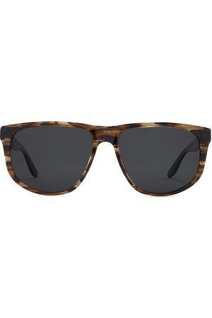 Barton Perreira Men's Lono 57MM Polarized Sunglasses - Tortoise