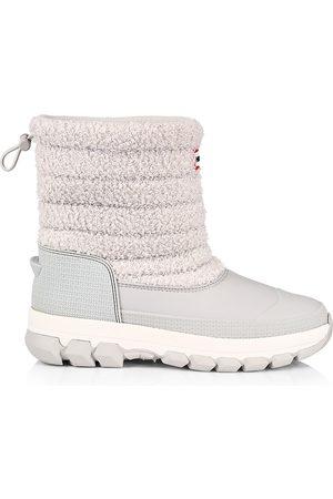 Hunter Sherpa Short Snow Boots