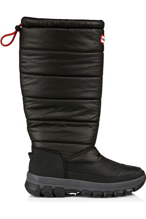 Hunter Insulated Tall Snow Boots