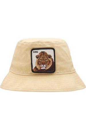 Goorin Bros. Men Hats - Lion Around Canvas Bucket Hat W/patch