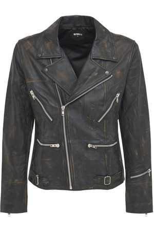 The People Vs Ryder Leather Jacket