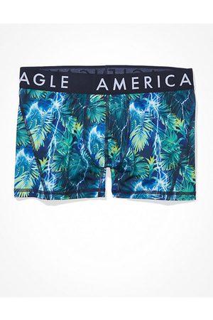 American Eagle Outfitters O Jungle 4.5 Flex Boxer Brief Men's XS