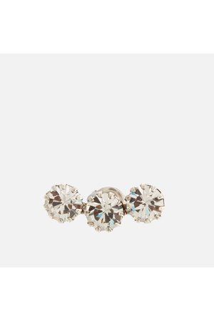 Isabel Marant Women's Mismatched Crystal Earrings