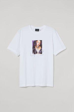 H&M Men T-shirts - Regular Fit T-shirt