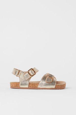 H&M Kids Sandals - Leather sandals
