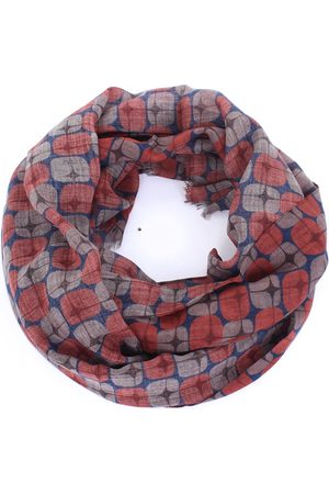 GIERRE Scarves Men Rust and