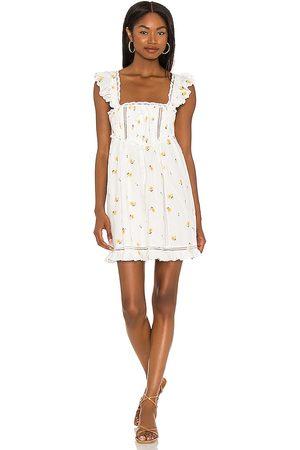 For Love & Lemons Women Party Dresses - Leanne Mini Dress in .
