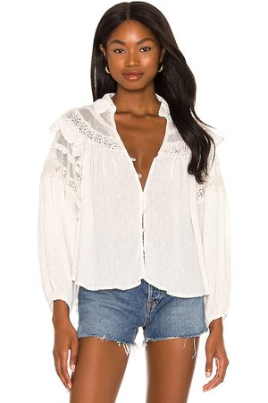 Free People X REVOLVE Veronica Blouse in .