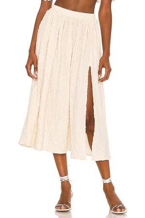 LPA Adino Skirt in Ivory.