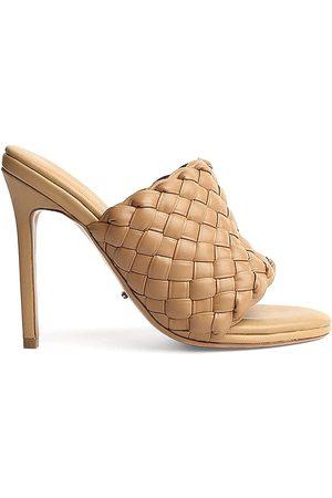 Tony Bianco Women Heeled Sandals - Kaylee Mule in Tan.