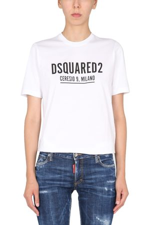 Dsquared2 T-shirt renny fit con logo
