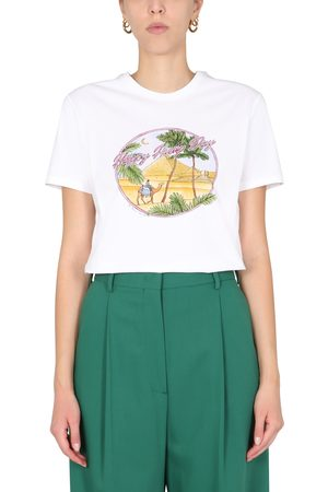 Paul Smith T-shirt con stampa
