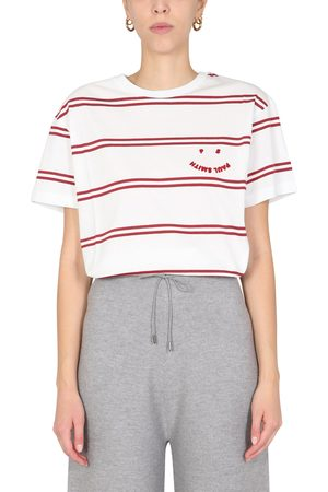 Paul Smith T-shirt con stampa ps face