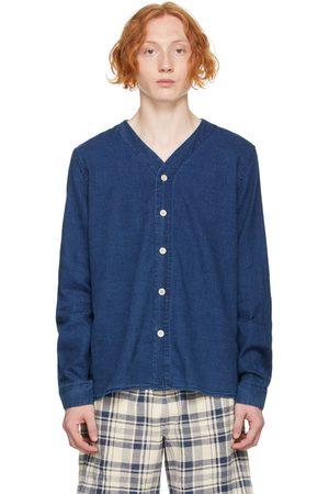 Paul Smith Blue Denim Shirt