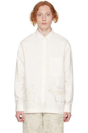 Jacquemus Off-White 'La Chemise Baou' Shirt