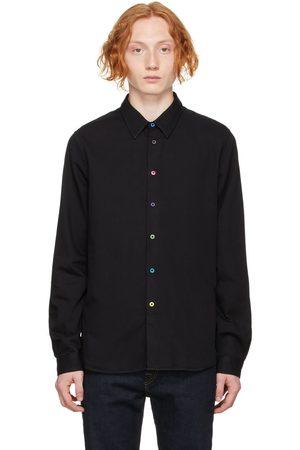 Paul Smith Black Denim Shirt