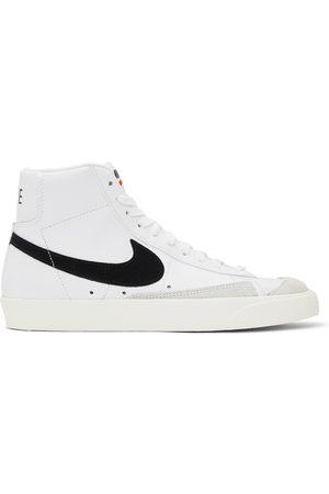 Nike White Blazer Mid '77 Vintage Sneakers