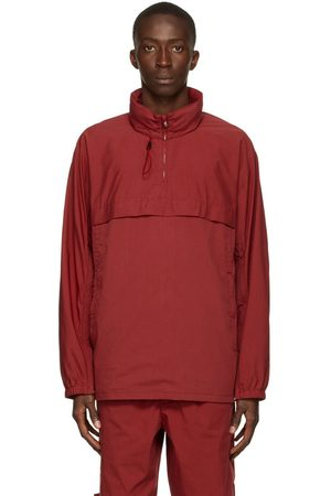 3.1 Phillip Lim Red Packable Anorak Jacket