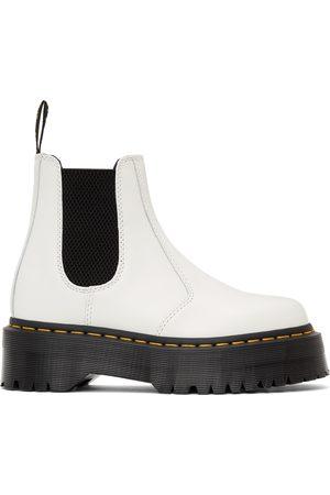 Dr. Martens Quad Platform Chelsea Boots