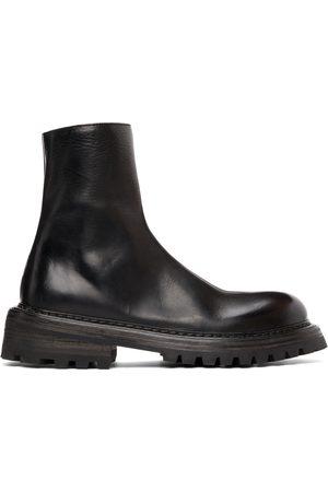 MARSÈLL Carrucola Zip-Up Boots