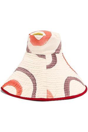 Romualda Women Hats - Ondas Baboomba Reversible Grande Hat