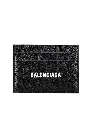 Balenciaga Men Wallets - Cash Cardholder in