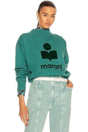 Isabel Marant Women Sweatshirts - Moby Sweatshirt in