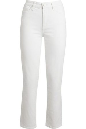Paige Women Straight - Paige Hoxton Straight Ankle Jeans
