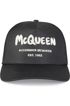 Alexander McQueen GRAFFITI BRANDED CAP