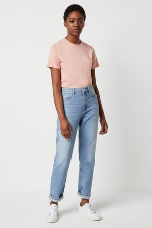French Connection Women Straight - Palmira Straight Leg Jeans