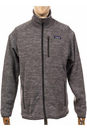 Patagonia Better Sweater Fleece Jacket - Nickel Colour: NICKEL