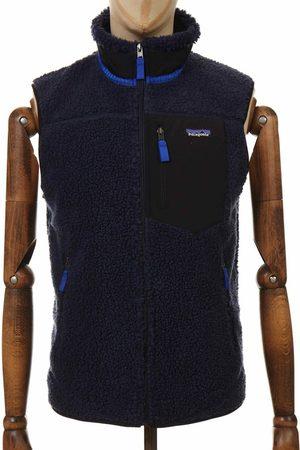 Patagonia Men Gilets - Classic Retro-X Fleece Vest - New Navy Colour: New Navy