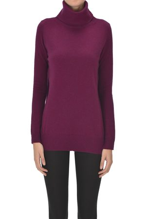 Be You Cashmere turtleneck pullover