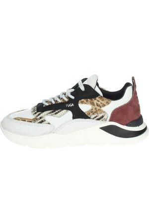 d.a.t.e. Sneakers Girls Pelle
