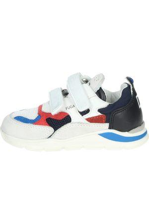 d.a.t.e. Sneakers Boys Pelle/nylon