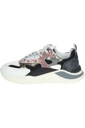 D.A.T.E. Sneakers Girls Pelle/nylon